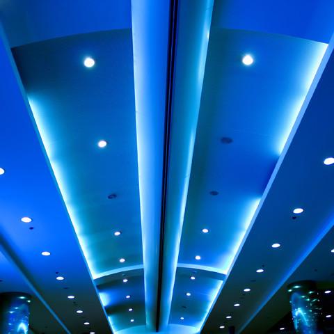LED Strip Lighting and LED Rope Lights - Ceiling Lighting - san diego ...