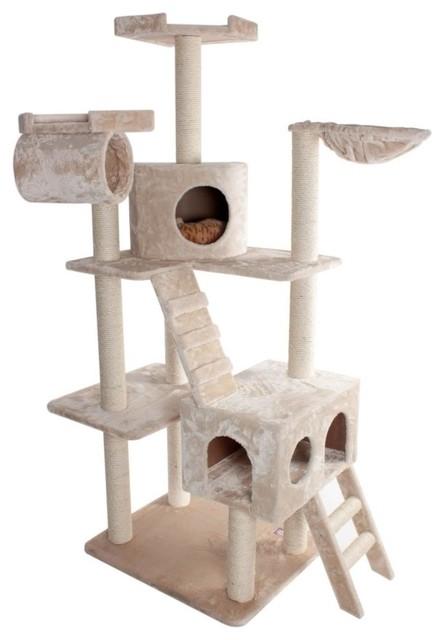 "73"" Casita - Fur traditional-pet-supplies"