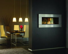 Gas Fireplaces contemporary-fireplaces