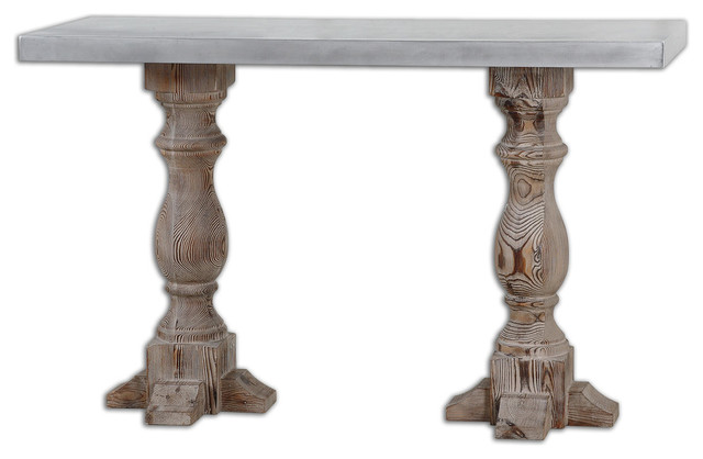 Martel Console Table traditional-console-tables