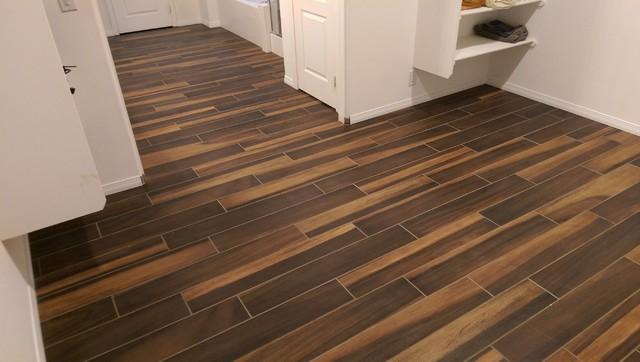 Tile contemporary closet las vegas by expert for Expert flooring solutions