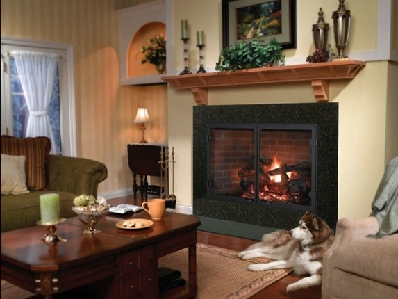 Heatilator Icon Series Wood Fireplace fireplaces