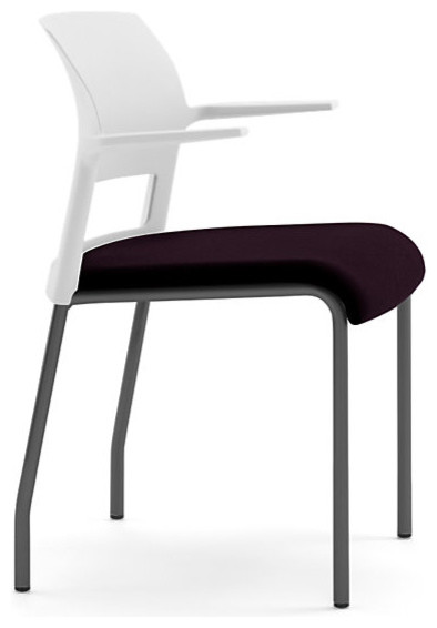 Steelcase Move Multi Use Chair Black Frame wArms ampGlides  : modern task chairs from houzz.com size 394 x 566 jpeg 20kB