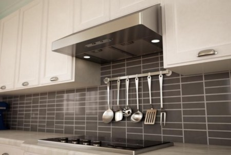 """Gust Series AK7136AS290 36"""" Canopy Pro-Style Under Cabinet ..."""