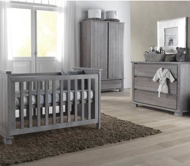 kidsmill malmo grey nursery furniture set contemporary nursery furniture sets