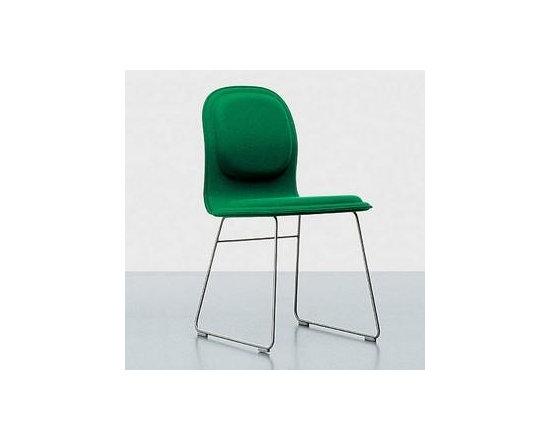 Cappellini Hi Pad Chair By Jasper Morrison -
