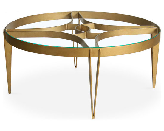 Harrington Coffee Table - Harrington Coffee Table from Redford House