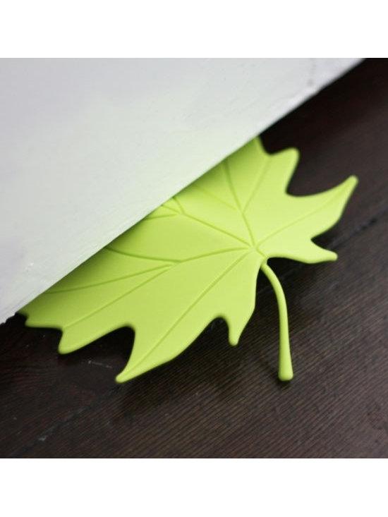 Leaf Door Stops -
