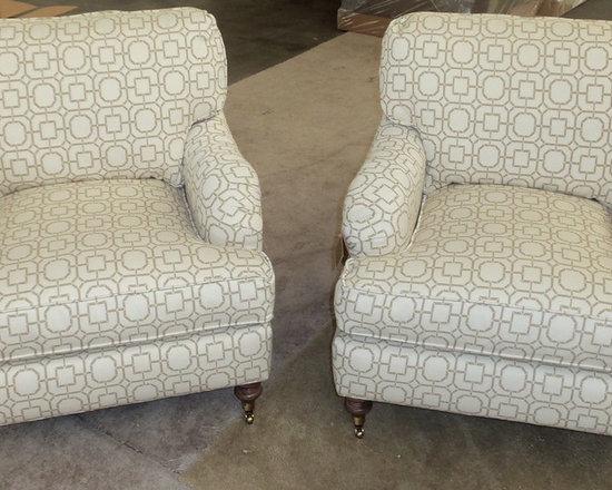 Customer Custom Orders - Robin Bruce Brooke Chair