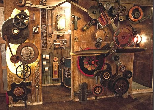 Steampunk home decorating steampunk bedrooms - Steampunk bedroom ideas ...
