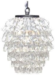 Crystal Pendant Chandelier traditional-chandeliers