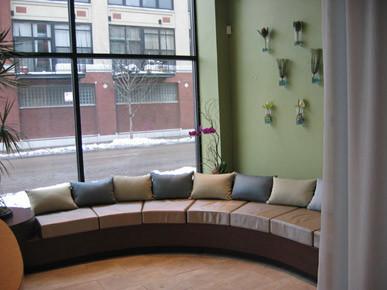 Barney's - Custom Drapes, Cushions, and Pillows contemporary-window-treatments