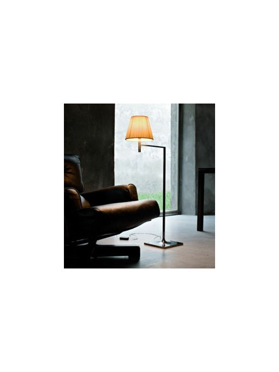 Ktribe F1 Floor Lamp By Flos Lighting - KTribe F1 by Flos is part of the new KTribe Collection a series of table, floor and pendant lights.