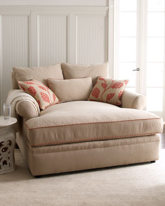 Pebble Chaise traditional-indoor-chaise-lounge-chairs