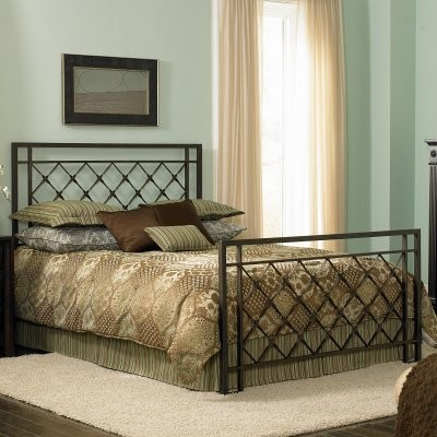 Gimbal Bed modern-beds