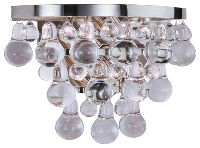 Bling Wall Sconce modern-wall-sconces