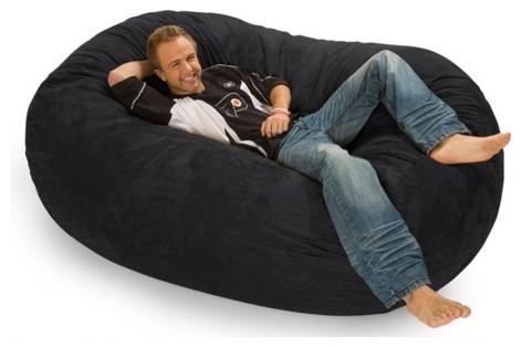 Colossa sac bean bag sofa modern bean bag chairs - Pouf poire d exterieur ...