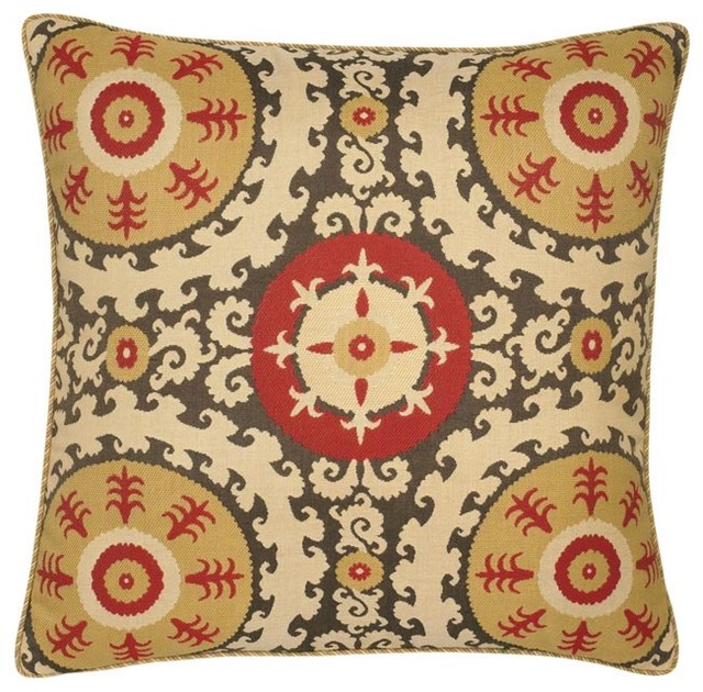 Elaine Smith Luxury Outdoor Pillows modern outdoor pillows