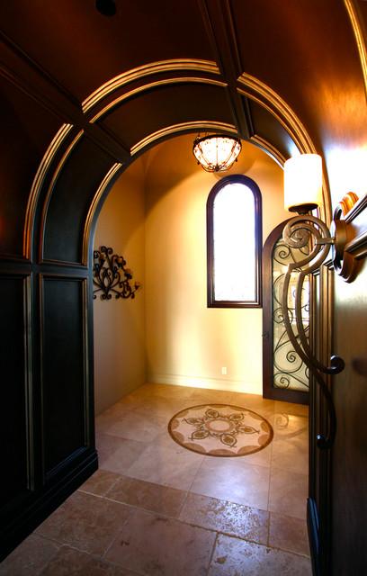 Master Bedroom Vestibule Mediterranean San Diego By Masterwork Definitive