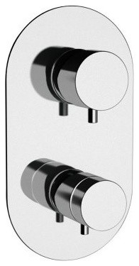 Remer by Nameeks NT93US Diverter Valve Trim modern-showerheads-and-body-sprays