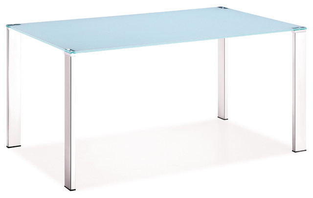 Slim Dining Table White Contemporary Dining Tables