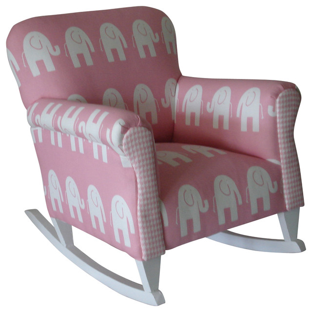 Elephants on Parade Youth Chair Contemporary Kids