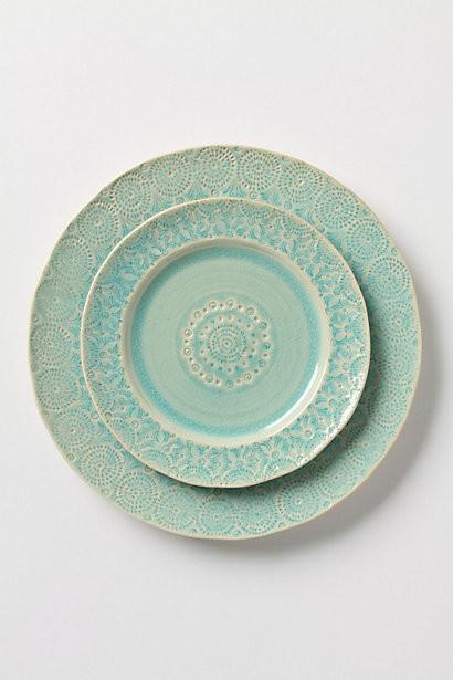 Old Havana Dinner Plate contemporary-dinner-plates
