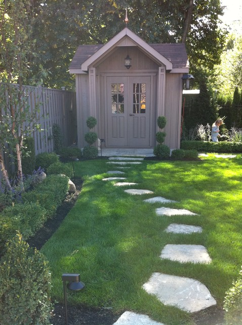 Summerwood garden sheds traditional sheds for Traditional garden buildings