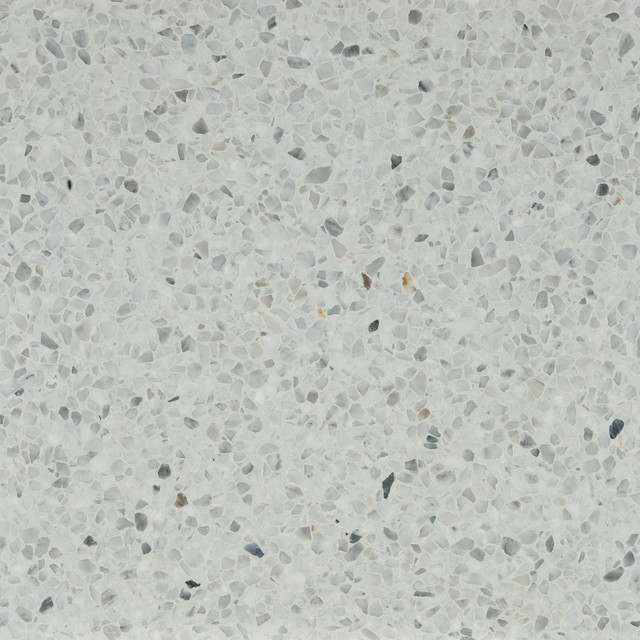 Artistic Tile Venezia Terrazzo Collection White