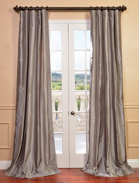 2014 Designer Silk Curtains Collection Modern Curtains