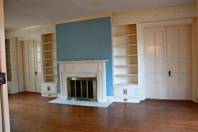 where do i put the tv in long narrow living room i am not a fan of tv above fireplace but don 39 t. Black Bedroom Furniture Sets. Home Design Ideas