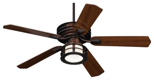 52 casa vieja mission ii bronze outdoor ceiling fan. Black Bedroom Furniture Sets. Home Design Ideas
