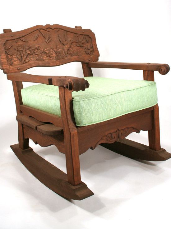 Rocking Chairs & Benches -