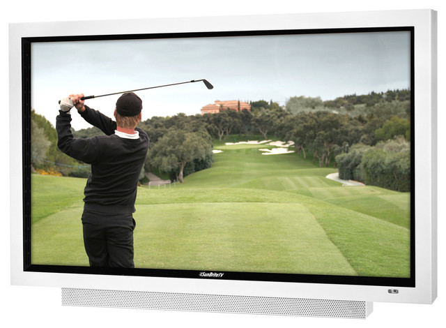 "Sunbrite 65"" TV SB6560HDSL Signature Series Outdoor TV in Sliver outdoor-products"
