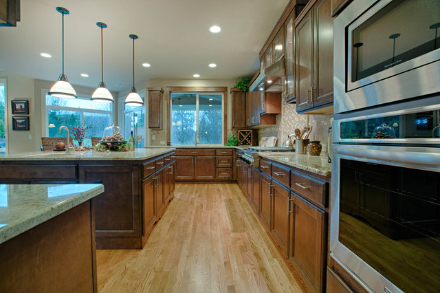 Turnberry Homesite 136  kitchen