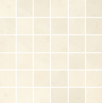 The Standard Collection Creme 2x2 Mosaic floor-tiles