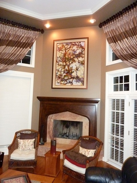 Transitional projects eclectic-artwork