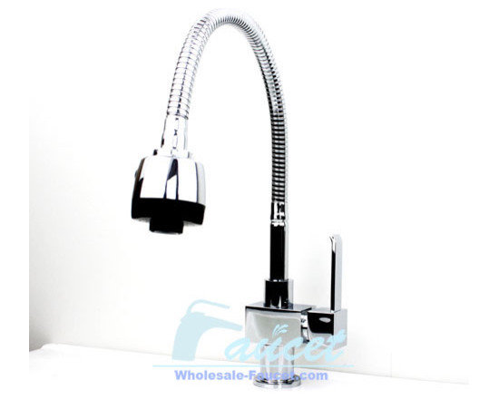 Free Rotation Kitchen Faucet Mixer Tap - Features: