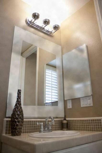 Mirror Defogger Samples modern-bathroom-accessories