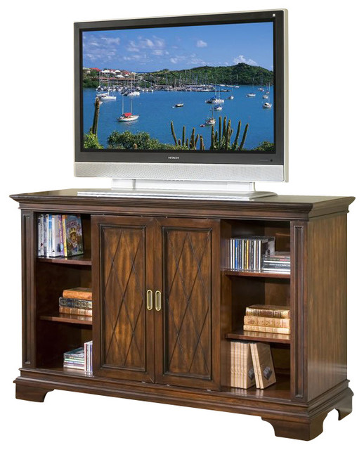 Home Styles Windsor Entertainment Credenza TV Stand - Transitional - Entertainment Centers And ...