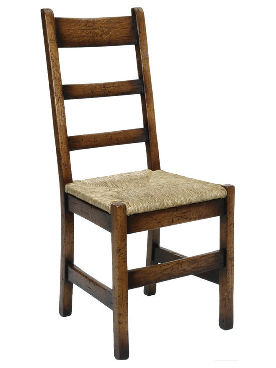 Contemporary ladder back chair - Contemporary ladder back chair