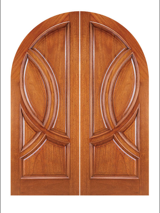 OLD WORLD ENTRY DOORS -