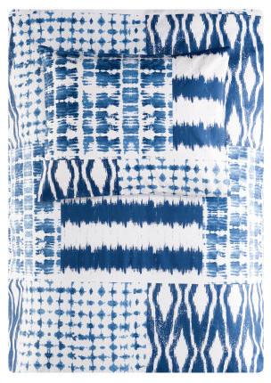 Duvet Cover, Single, Blue contemporary-sheets