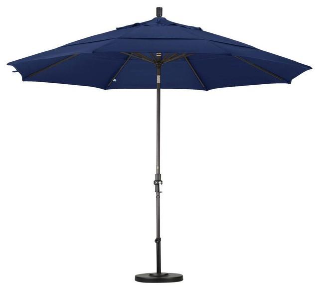 California Umbrella Patio Umbrellas 11 Ft Aluminum Collar
