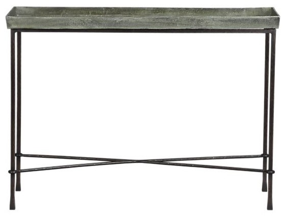 Conservatory Console Table contemporary-buffets-and-sideboards