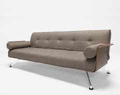 The Clubber Deluxe Sleeper modern sofa beds