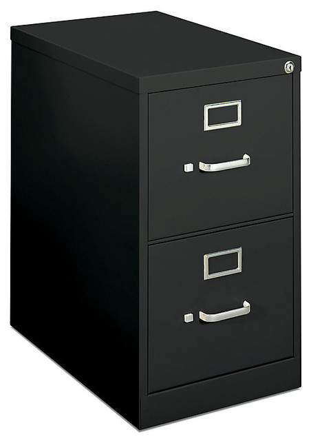 Hon 410 Letter File Cabinet - Contemporary - Filing Cabinets - by SmartFurniture