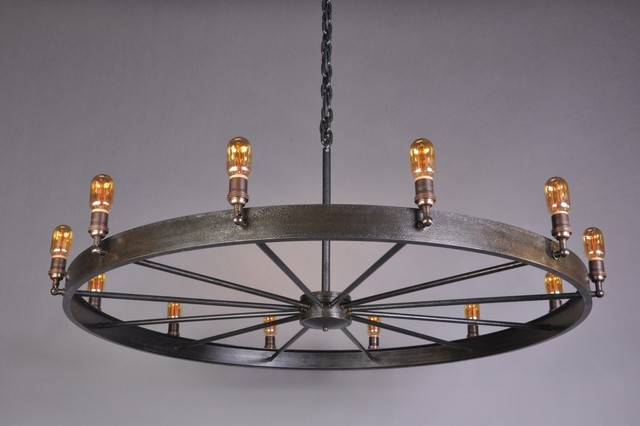 Delightful If Your Home Has A Rustic Feel Or Perhaps A Country Style Feel, Then  Getting A Wagon Wheel Light Fixture Might Be The Right Choice To Compliment  The ...