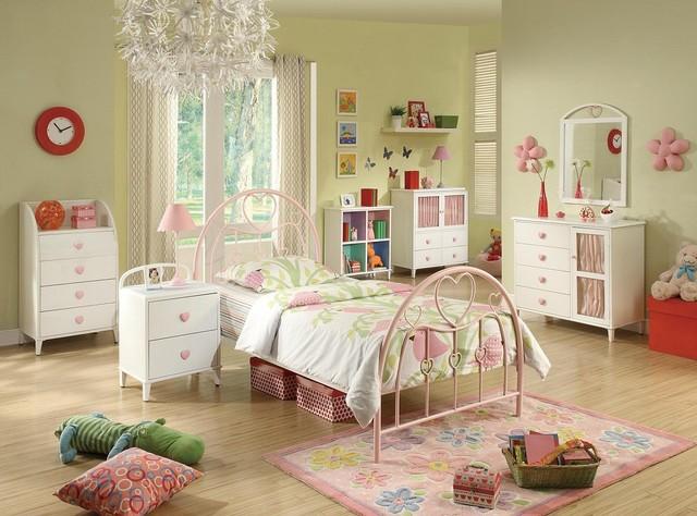 Little Girls Kids Beds Other Metro By Adarn