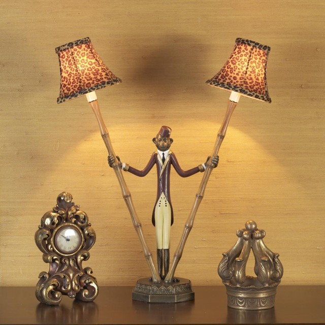 Monkey Bellhop Lamp Lamp Shades By Shades Of Light